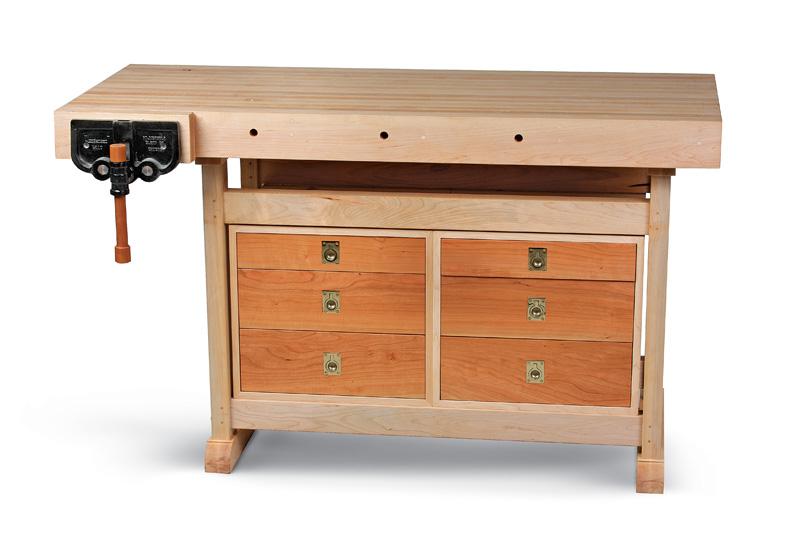 plans a wood workbench